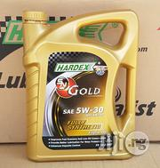 Hardex Gold Sae 5W-30 Fully Synthetic Engine Oil 5 Litres | Vehicle Parts & Accessories for sale in Lagos State, Amuwo-Odofin