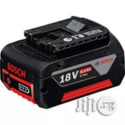 Bosch GBA 18V 6.0ah M-C Lithium Ion Battery | Electrical Equipment for sale in Lagos State, Lagos Island