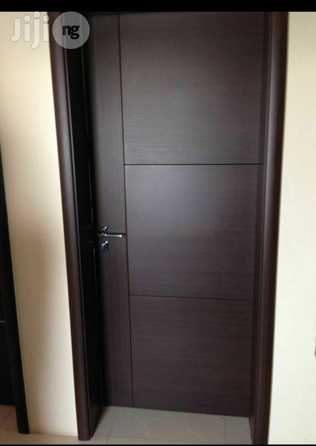 Turkish Wooden Doors With All The Accessories