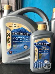 5W20,5W30 Everest Full Synthetic Motor Oil | Vehicle Parts & Accessories for sale in Abuja (FCT) State, Durumi