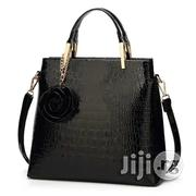 Unique Leather For Ladies Available In Wine/Coffe And Black | Bags for sale in Anambra State, Anambra East