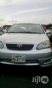 Toyota Corolla S 2007 Silver | Cars for sale in Lagos State, Apapa