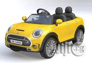 Mini Cooper Paceman Style Ride on Car With Parental Remote | Toys for sale in Abuja (FCT) State, Central Business Dis