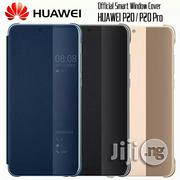 HUAWEI P20 Pro Original Official Case Flip Cover | Accessories for Mobile Phones & Tablets for sale in Lagos State, Ikeja