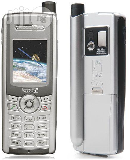 Thuraya SG-2520 Satellite Phone With GSM Network Access And Smartphone