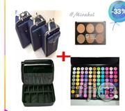 Box, Shadow ND Powder Pallete Combo | Tools & Accessories for sale in Lagos State, Amuwo-Odofin