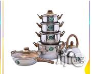 Home Choice Complete Cooking Set With Kitten | Kitchen & Dining for sale in Lagos State, Lagos Island