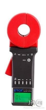 ETCR Digital Clamp Ground Earth Resistance Meter Tester | Measuring & Layout Tools for sale in Lagos State, Lagos Island