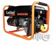 BRAND NEW Lutian 3.5KVA Manual Starter Generator LT3600 | Electrical Equipment for sale in Lagos State, Ojo