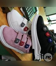 Triple Velcro Designer Sneakers | Shoes for sale in Lagos State