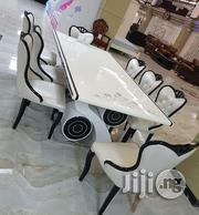 8 Seater Crystal Marble Dining Table | Furniture for sale in Kano State, Kano Municipal