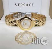 Versace Gold Wristwatch For Her | Watches for sale in Lagos State, Ikeja