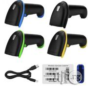 Hand Held Wireless 2.4ghz Laser Barcode   Store Equipment for sale in Lagos State, Ikeja