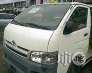 Toyota Grand Hiace 2006 White | Buses & Microbuses for sale in Lagos State, Amuwo-Odofin