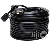 MHP 50m VGA Cable 15pin HD15M | Accessories & Supplies for Electronics for sale in Lagos State, Ikeja