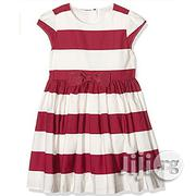 Pumpkin Patch Girl's Bold Stripe Dress | Clothing for sale in Lagos State, Shomolu