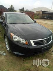 Honda Accord 2010 Sedan EX Automatic Black | Cars for sale in Rivers State, Port-Harcourt