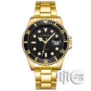 Men'S Automatic Gold Tone Watch | Watches for sale in Lagos State, Kosofe