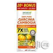 100% Pure Garcinia Cambogia Effective Weight Loss 7X More | Vitamins & Supplements for sale in Lagos State
