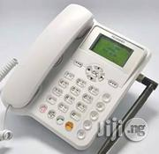 Huawei Ets5623 Gsm Sim Card Table Phone - White | Home Appliances for sale in Lagos State, Ikeja
