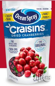 Ocean Spray Craisins Dried Cranberries 1.3g | Meals & Drinks for sale in Lagos State