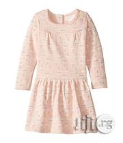 Pumpkin Patch Teepee Peach Knit Dress -3/6mths | Clothing for sale in Lagos State, Surulere