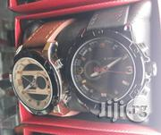 Naviforce Leather Wrist Watch | Watches for sale in Lagos State, Lagos Island