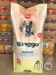 Binggo 15kg Adult Dog Food | Pet's Accessories for sale in Lagos State, Agege
