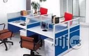 New Universal 4-seater Office Workstation Table | Furniture for sale in Lagos State, Ikeja