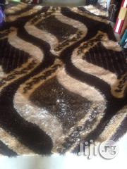Imported 5ft by 7ft Shaggy Center Rug | Home Accessories for sale in Lagos State, Ikeja