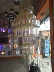 Oxford Long Crystal Chandeliers Lights | Home Accessories for sale in Lagos State, Ojo
