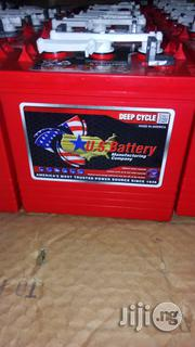 6v 220ah US Flooded Batteries | Electrical Equipment for sale in Lagos State, Amuwo-Odofin