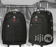 Swissgear Backpack With Trolley 1124#   Bags for sale in Lagos State, Ajah