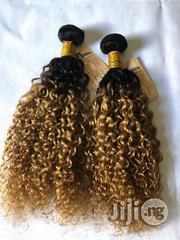 Ombré Curly Hair 16 Inches - Human Hair | Hair Beauty for sale in Lagos State