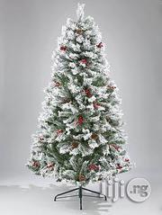 7feet Snow Christmas Tree (Wholesale and Retail)   Home Accessories for sale in Lagos State