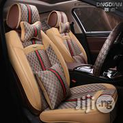 New 5D Car Seat Cushion Four Seasons Universal Seat Cover   Vehicle Parts & Accessories for sale in Lagos State, Ikeja