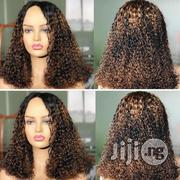 Ombre Water Curls Human Hair Wig   Hair Beauty for sale in Lagos State, Ajah