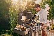 Commercial Outdoor Gas Bbq With Grill. 18/10 Stainless Steel   Restaurant & Catering Equipment for sale in Lagos State