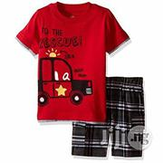 Kids Headquarters to the Rescue 2 Piece Set | Children's Clothing for sale in Lagos State