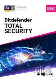 Bitdefender Total Security 2020 10 Devices 1 Year | Software for sale in Lagos State, Ikeja