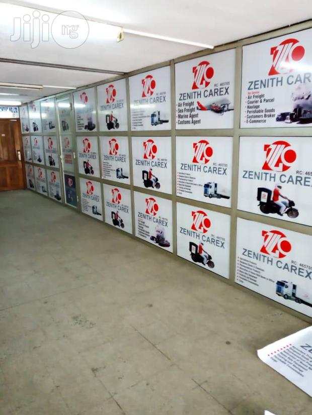 Interior Signage Production And Installation