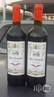 Alto Grande Spanish Wine | Meals & Drinks for sale in Delta State, Warri