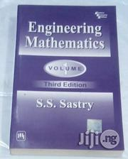Engineering Mathematics Volume 1 Third Edition By S. S. Sastry | Books & Games for sale in Lagos State, Ikeja