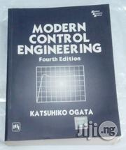 Modern Control Engineering Fourth Edition By Katsuhiko Ogata   Books & Games for sale in Lagos State, Ikeja