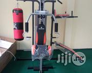 Station Gym With Boxing Bag | Sports Equipment for sale in Plateau State, Mikang