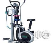 Exercise Bike With Massager | Massagers for sale in Plateau State, Langtang North
