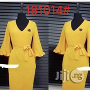 V Neck Gown | Clothing for sale in Lagos State, Ikoyi