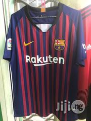 Barcelona Jersey | Children's Clothing for sale in Lagos State, Lekki Phase 2