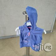 Carter's Blue Hooded Top 12months | Children's Clothing for sale in Abuja (FCT) State, Jabi