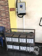 Hybrid Solar Inverter With 140a Controller | Solar Energy for sale in Enugu State, Enugu